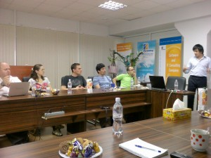 PM Camp in Chisinau on 24th August