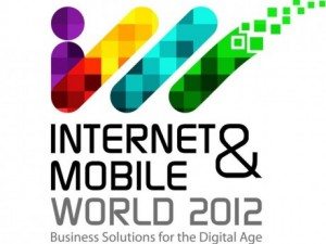 Internet & Mobile World Expo in Bucharest 19-21/09/2012