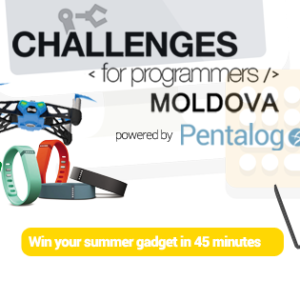 challenges for programmers moldova