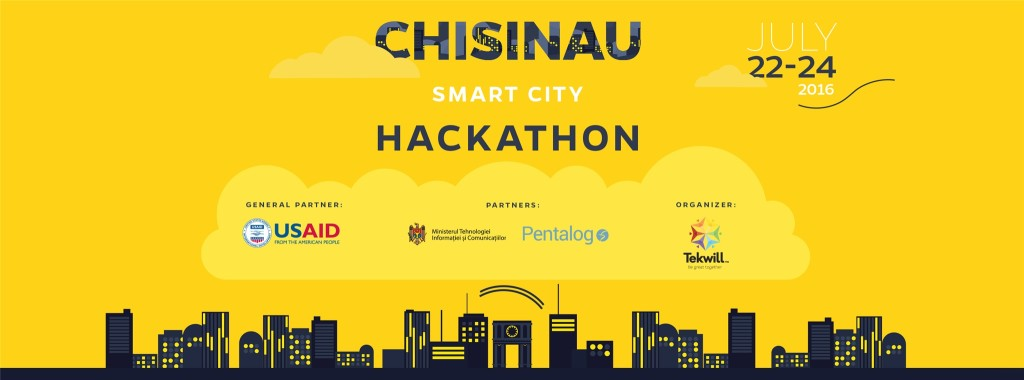 Connecting the dots to innovation  Smart City Chisinau Hackathon