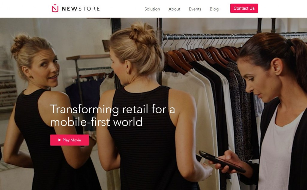 developpement ecommerce Newstore