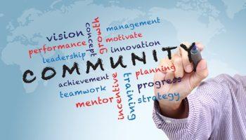 A sense of community, the Agile Community