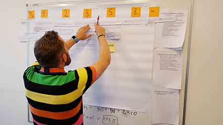 Organization training: Agile, Scrum, Kanban