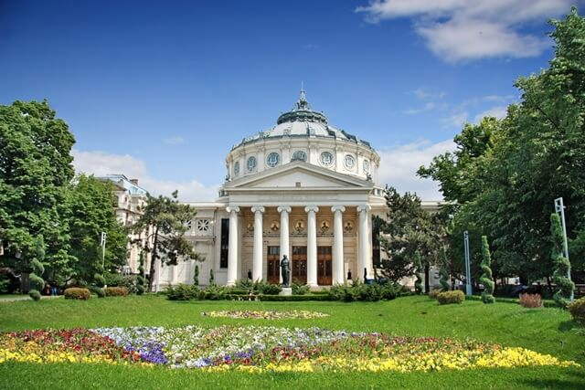 Bucharest-IT Outsourcing-Romania