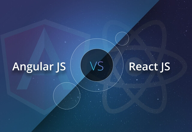 Angular and React