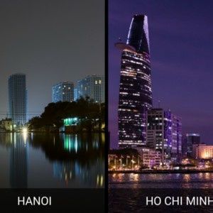 Offshore outsourcing - Hanoi vs Ho Chi Minh