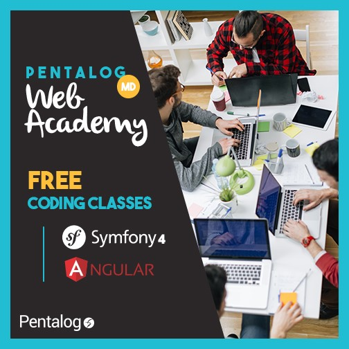Web Academy: Angular and Symfony | FREE coding classes in