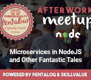 Pentalog Node JS Event