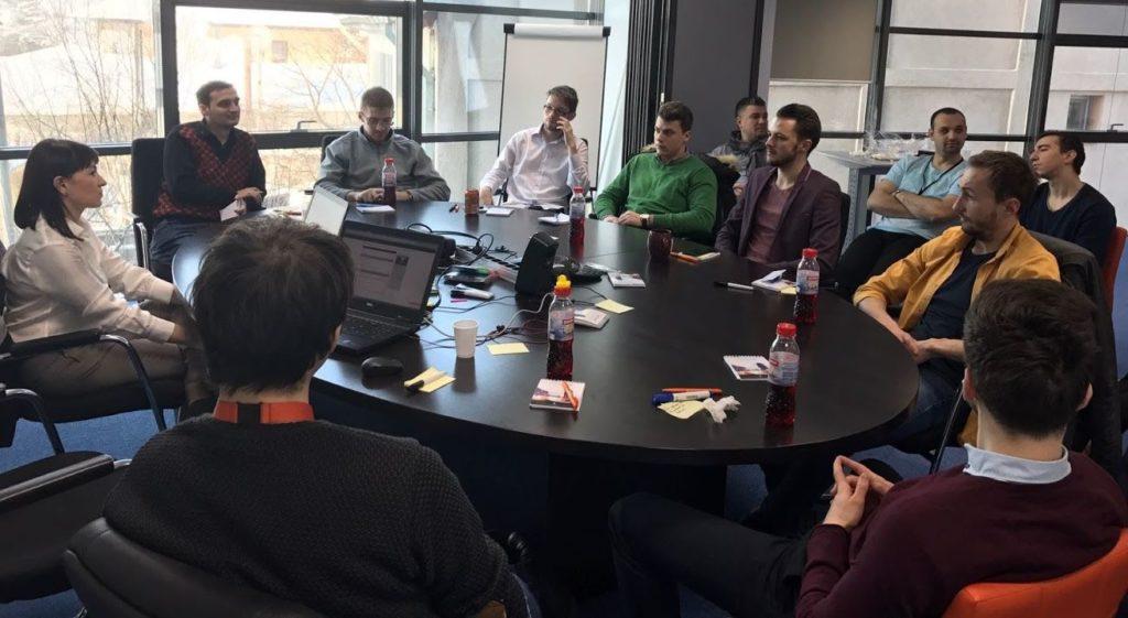 Agile team-Pentalog