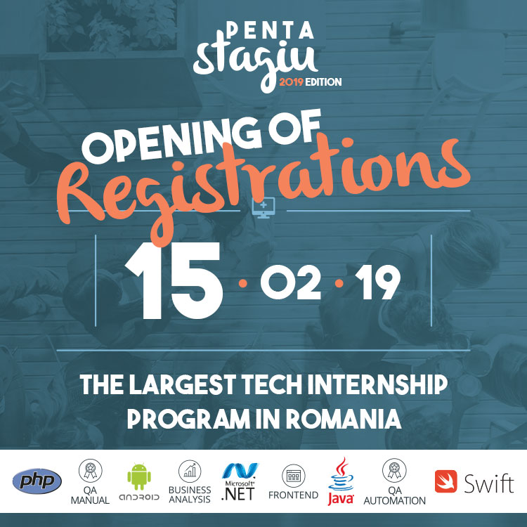 IT Internship - PentaStagiu 2019