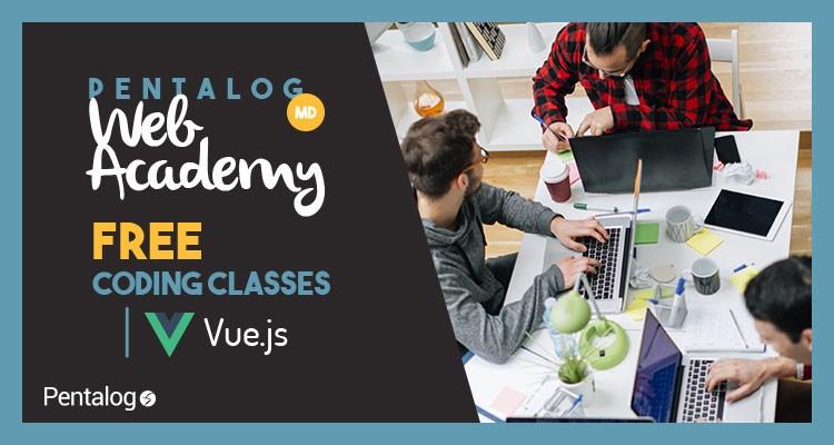 web academy - vue.js