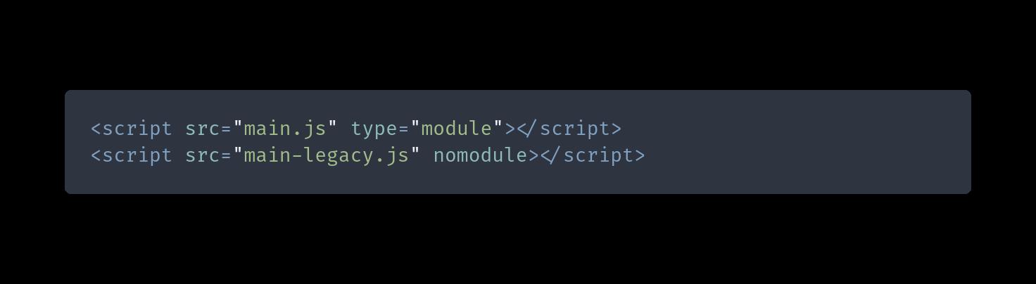 front-end javascript development - modules
