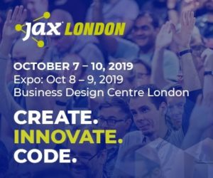 jax london - tech event