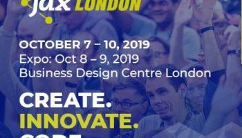 jax london - tech event