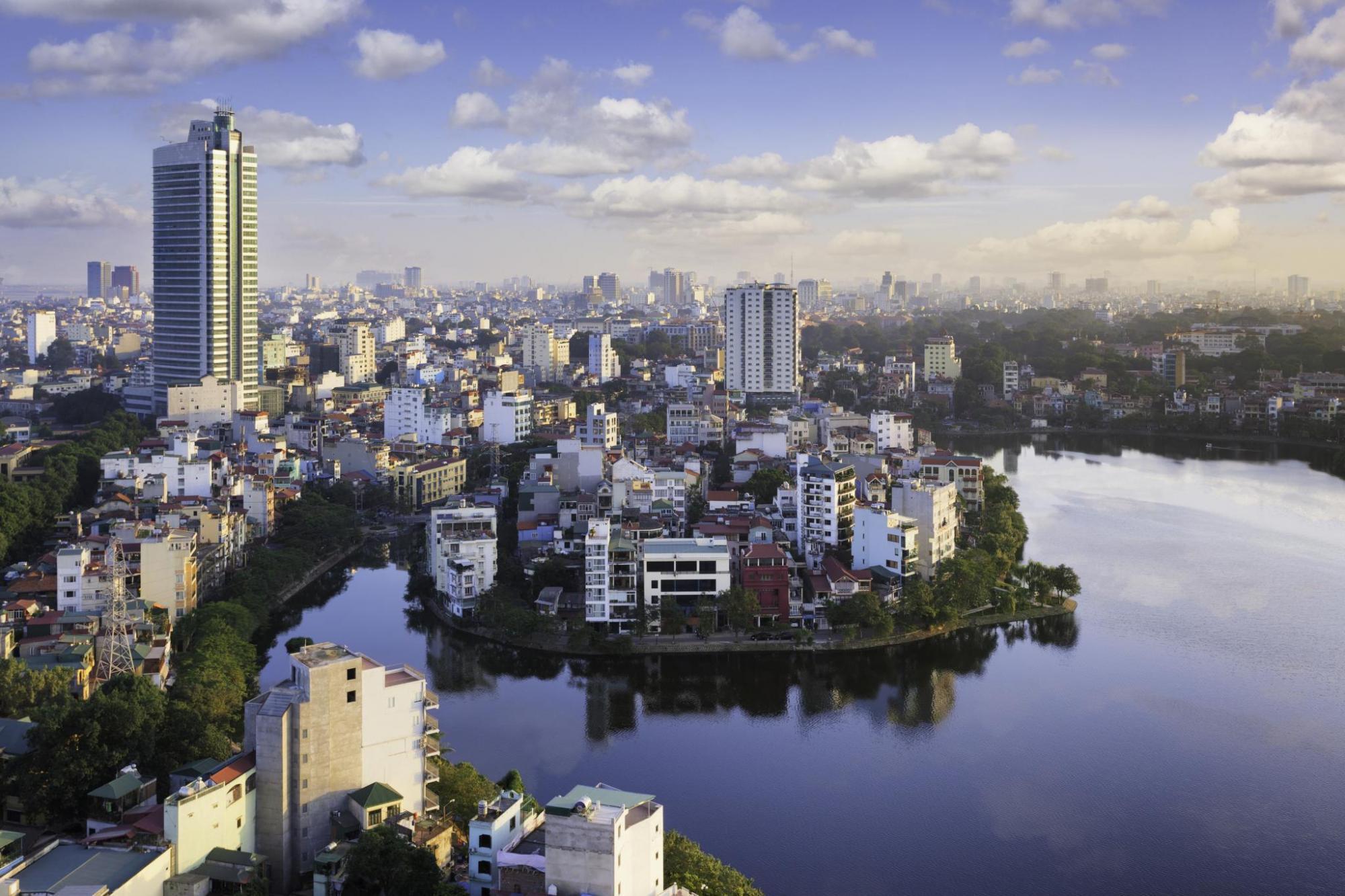 high-tech cities - hanoi