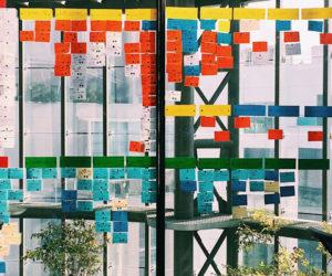 Design sprint board