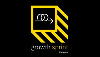 Pentalog's Growth Sprint logo