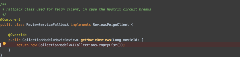 Building Microservices with Spring Boot & Netflix OSS - Hystrix Circuit Breaker