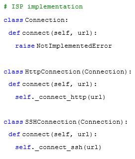 Clean code - Python