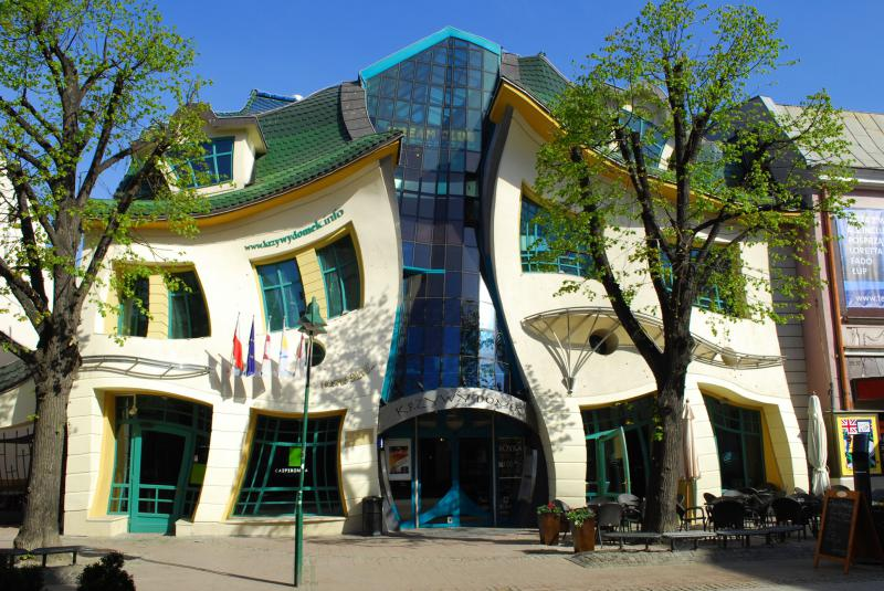 Tri-City Sopot in Poland